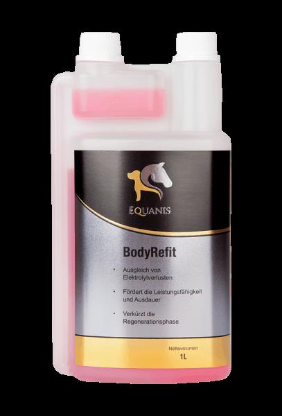 Der Elektrolyt-Booster - Equanis BodyRefit