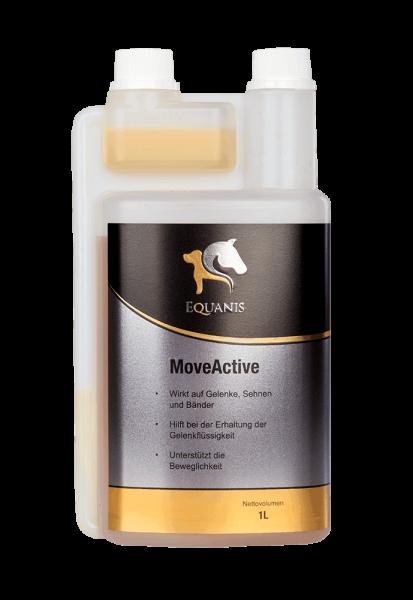 Für gesunde Sehnen, Bänder, Knorpel und Gelenke beim Pferd - Equanis MoveActive
