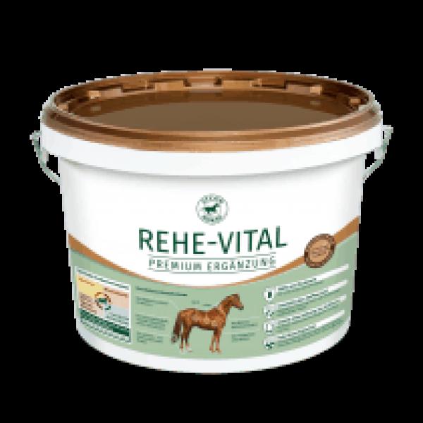 Ergänzungsfuttermittel für rehe- und stoffwechselempfindliche Pferde - ATCOM REHE-VITAL